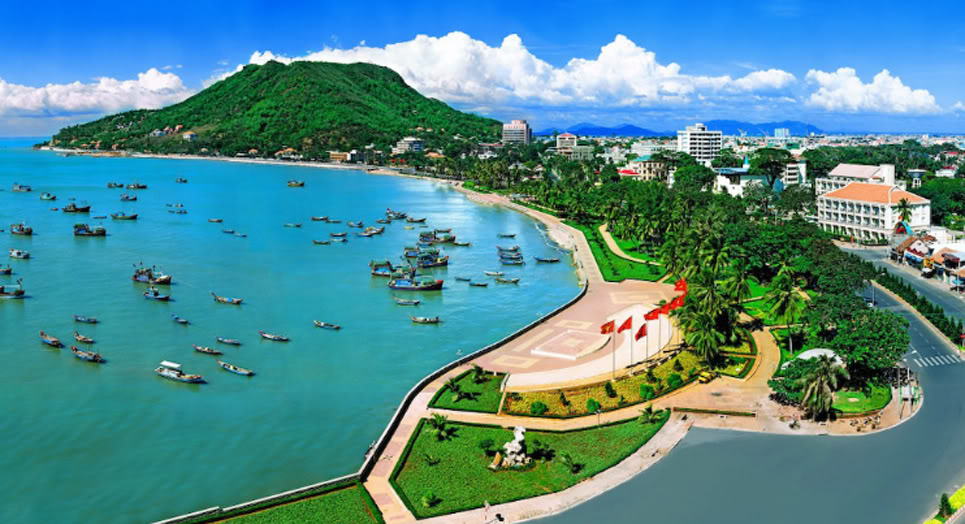 Vung Tau Vietnam  city photos gallery : BIỂN XANH VŨNG TÀU | VNETRAVEL