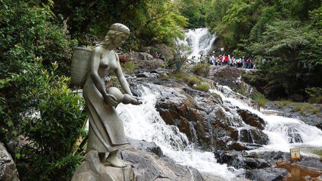 Datanla-Falls