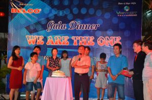 WE ARE THE ONE - CÔNG TY BELCO