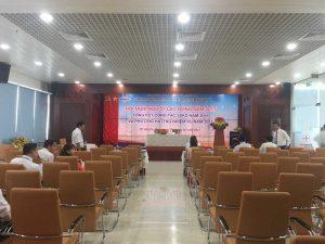 Hội nghị Người lao động 2017 - EVN SPC IT