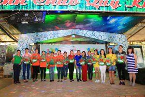 Teambuilding Kết nối thành công - PC Lâm Đồng