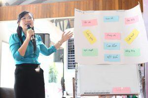 Hội nghị tập huấn Công tác nữ và Bình đẳng giới - EVN SPC