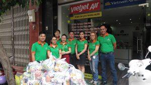 Từ thiện 2017 - VietNet Travel