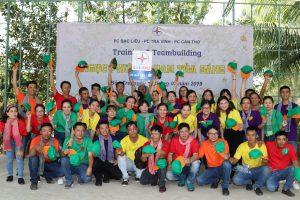 Teambuilding Ngọc Phương Nam tỏa sáng - PC Bạc Liêu-Trà Vinh-Cần Thơ
