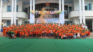 Ngày hội Chào hè 2018 - Công ty Điện lực Tiền Giang