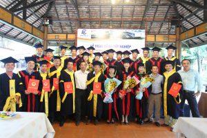 Lễ trao bằng tốt nghiệp - Tổng Công ty Điện lực miền Nam